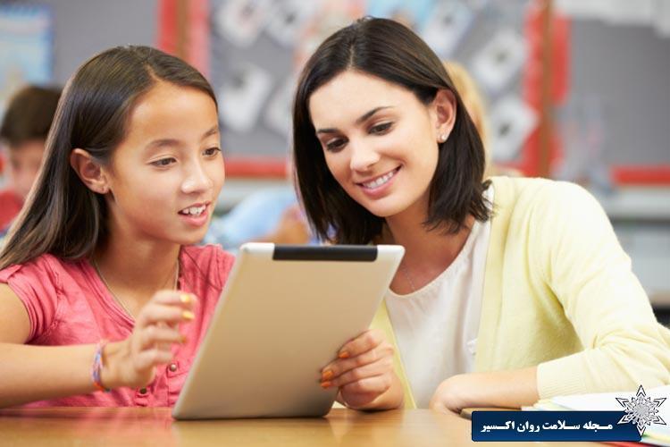 تقویت مهارت های کودکان دیرآموز