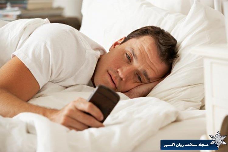اختلال در خواب شبانه
