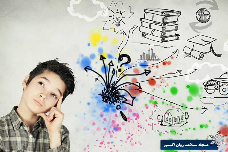 بیش فعالی در کودکان چیست؟