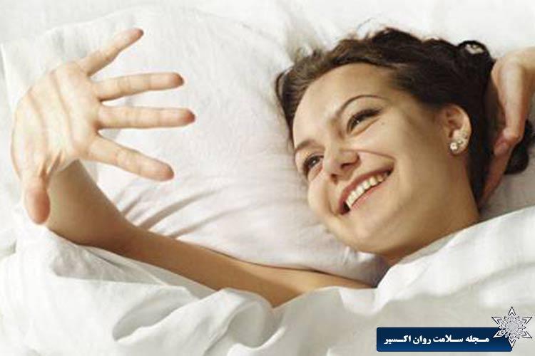 خواب و سلامت روان