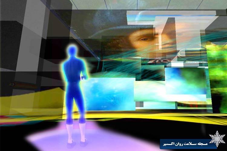 روانشناسی فضای مجازی