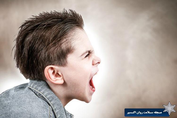 درمان نافرمانی کودکان