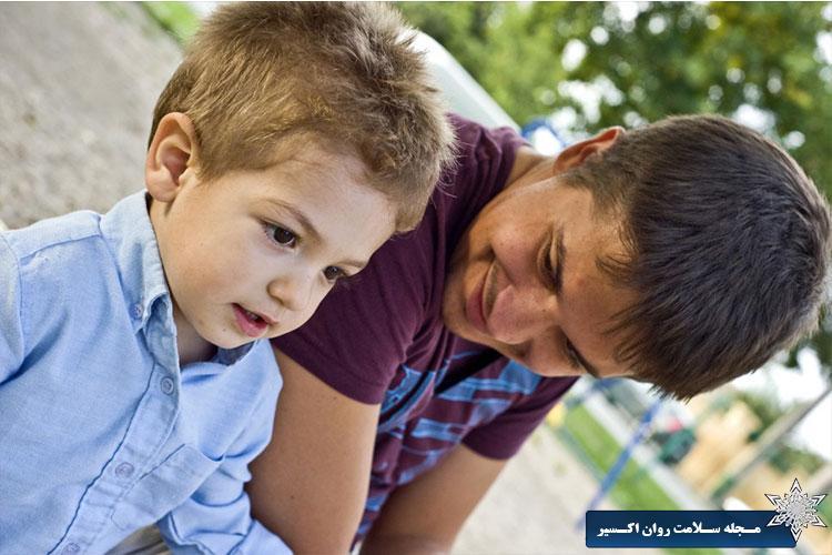 آموزش لمس بد و خوب به کودکان