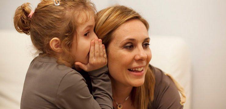 نحوه صحیح گوش دادن به حرفهای کودک