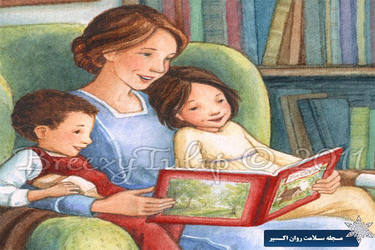 قصه گویی کودکان
