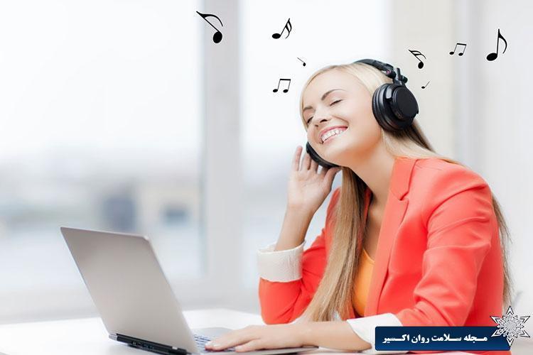 موسیقی در محیط شغلی