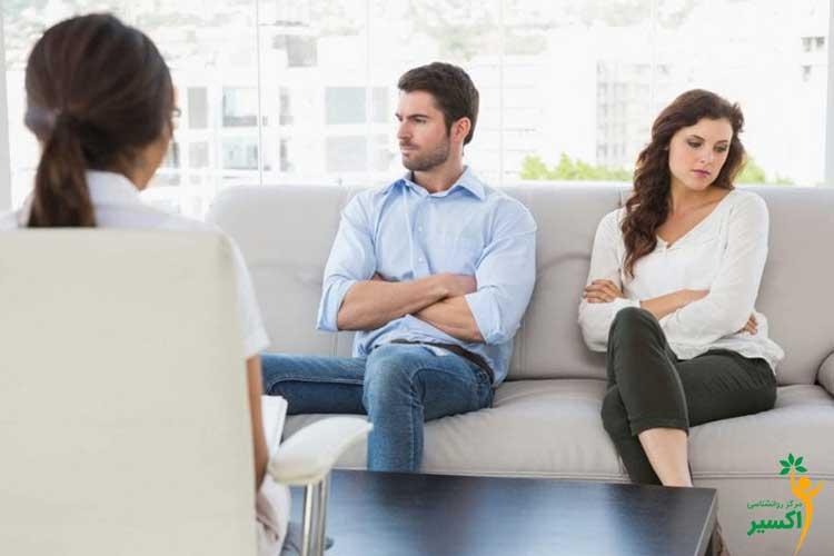 شیوه آمادگی برای زوج درمانی