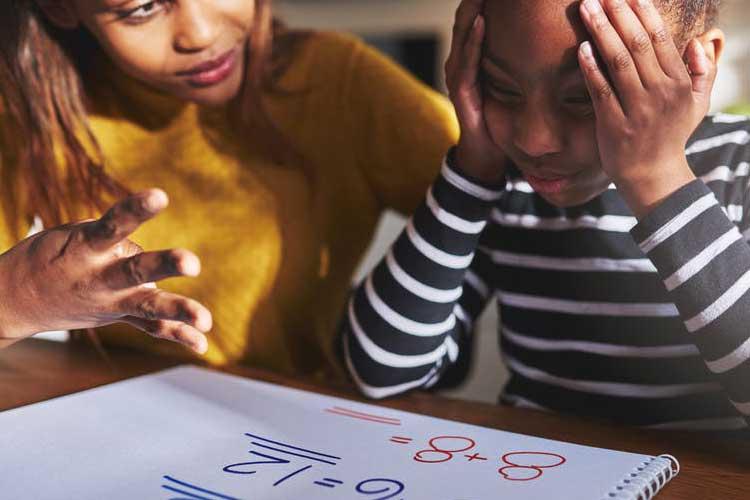 آموزش به کودکان دارای اختلال یادگیری