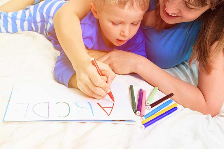 روش آموزشی به کودکان دارای اختلال نوشتن