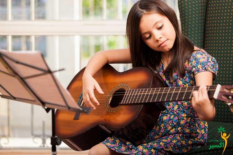 آموزش موسیقی برای کودکان
