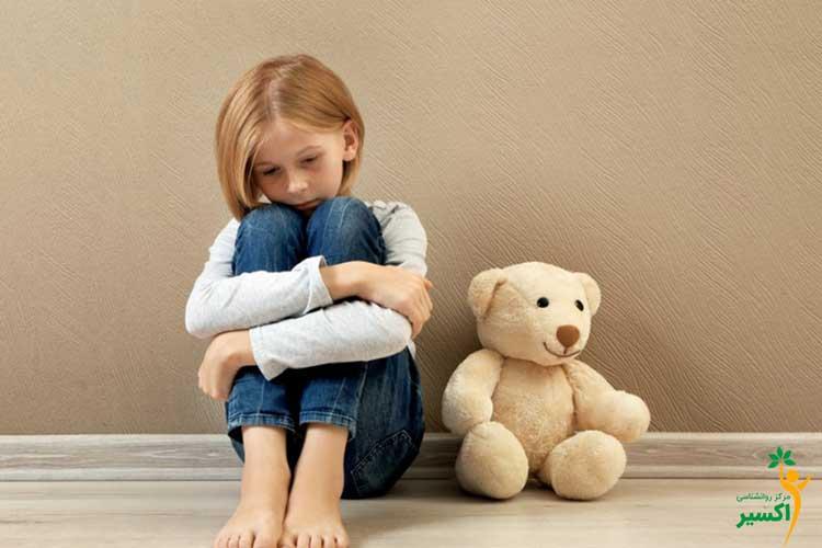 سوگ و داغدیدگی در کودکان