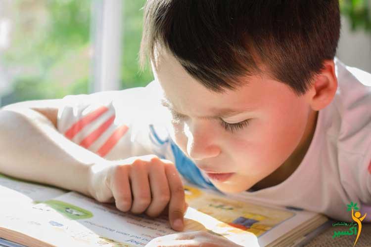 تشخیص اختلالات خواندن