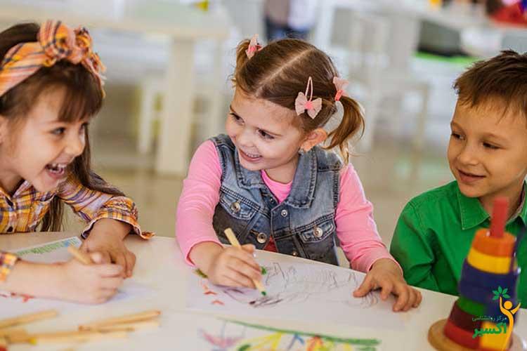 شناسایی اختلالات یادگیری کودکان
