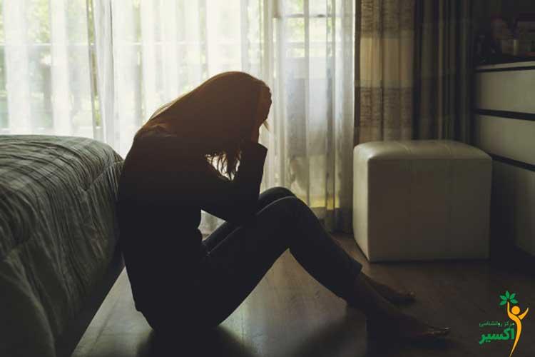 علائم اختلال اضطراب هراس