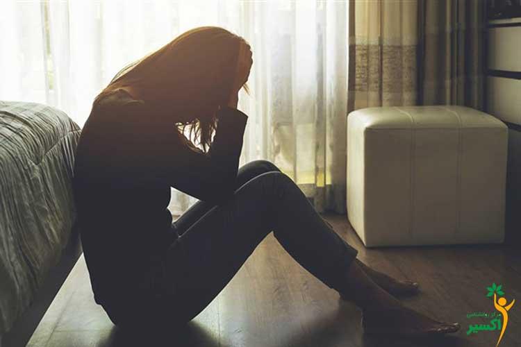 علائم رفتاری اختلال افسردگی