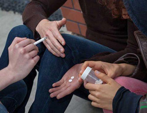 نشانه های اختلال مصرف مواد