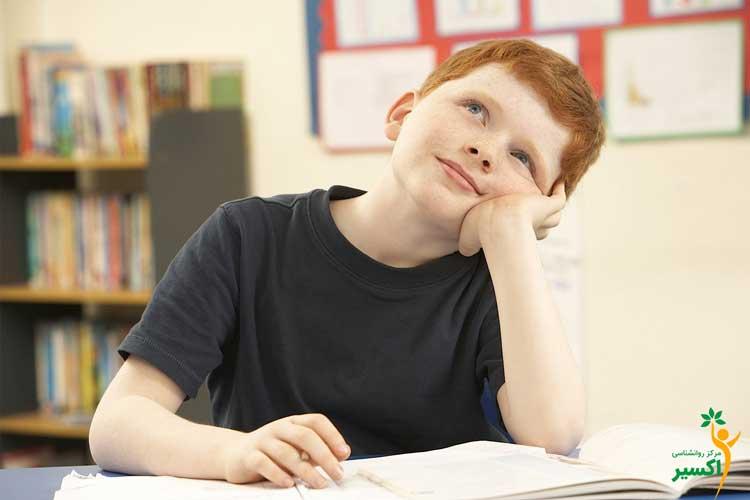 علائم اختلال نقص توجه در کودکان