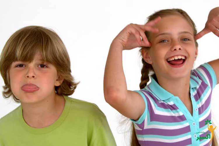 شناسایی اختلال های رفتاری کودکان