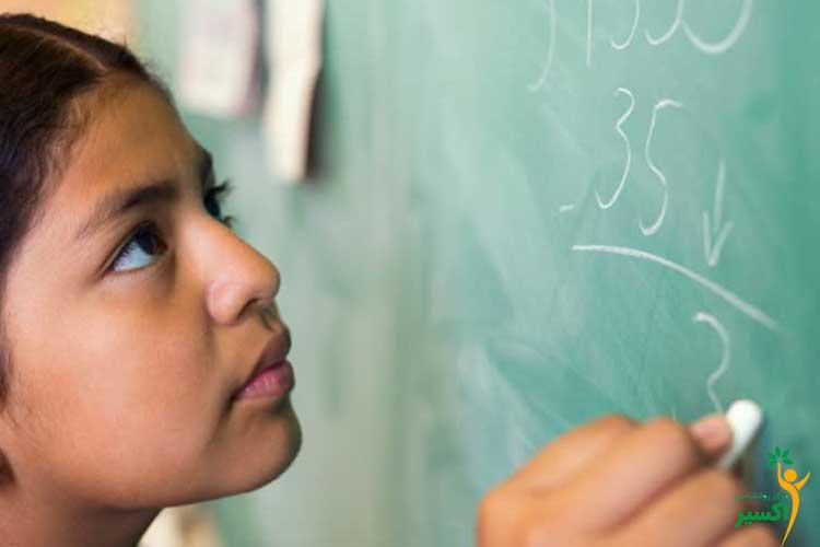 بررسی اختلال یادگیری در ریاضی