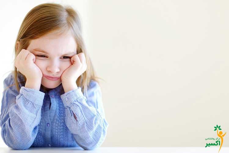 بهبود مدیریت استرس در کودکان