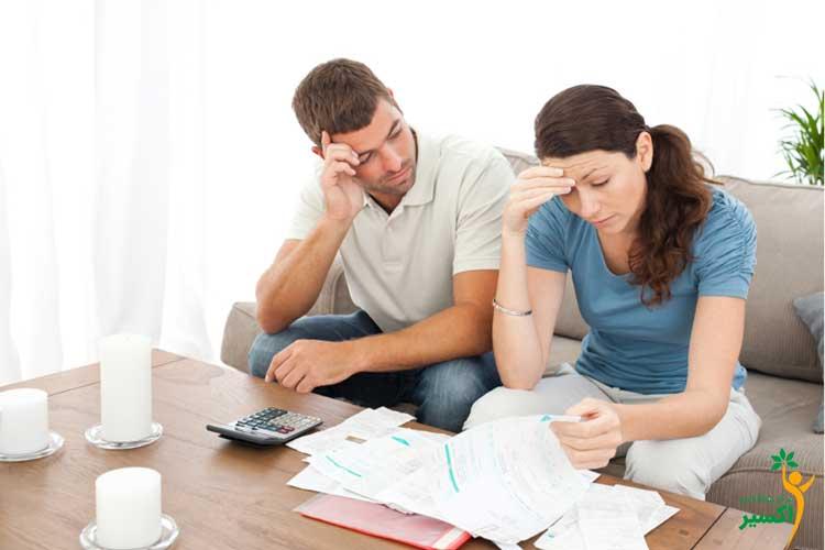 کنترل استرس مالی