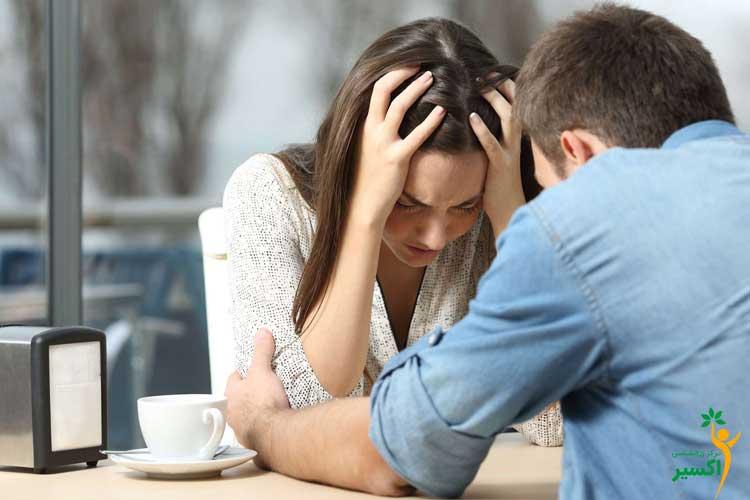 اهمیت اضطراب جنسی در خیانت