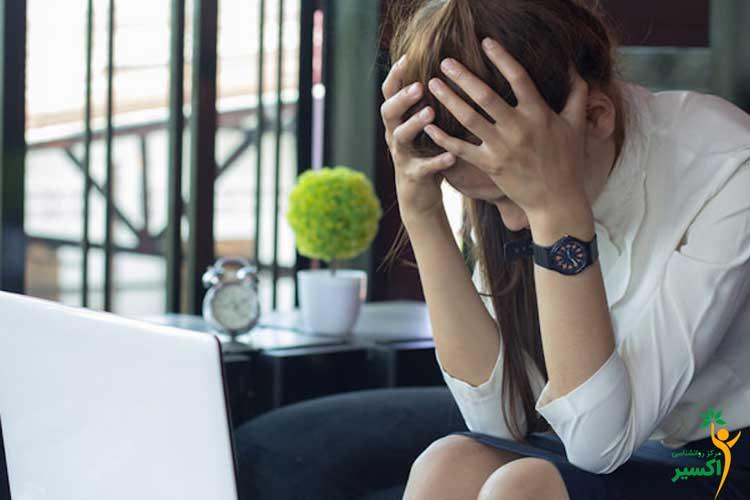 اختلال اضطراب فراگیر در افراد