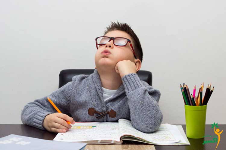کاهش اضطراب مدرسه