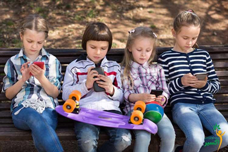 روشهای درمانی اعتیاد کودکان به اینترنت