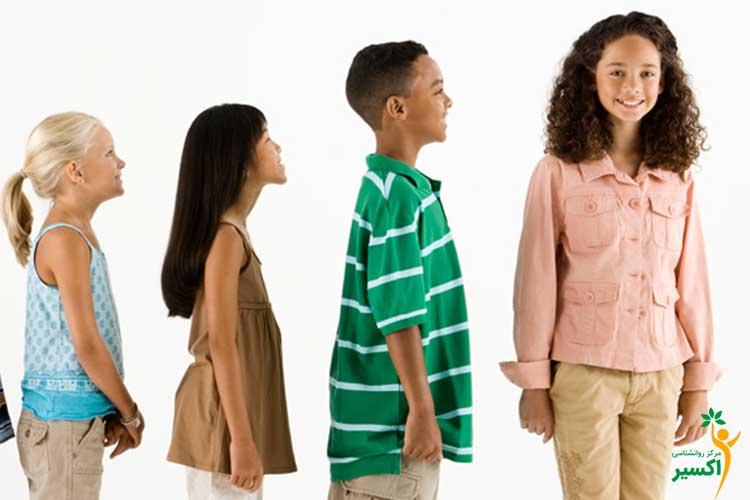 افزایش قد در کودکان