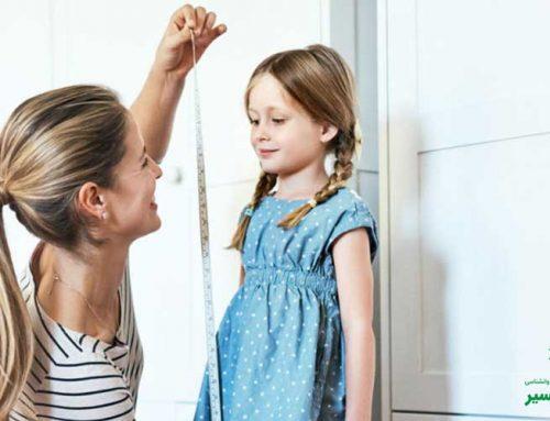 راهکارهایی برای افزایش قد در کودکان