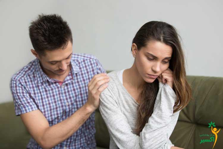 افسردگی بعد از ازدواج زنان