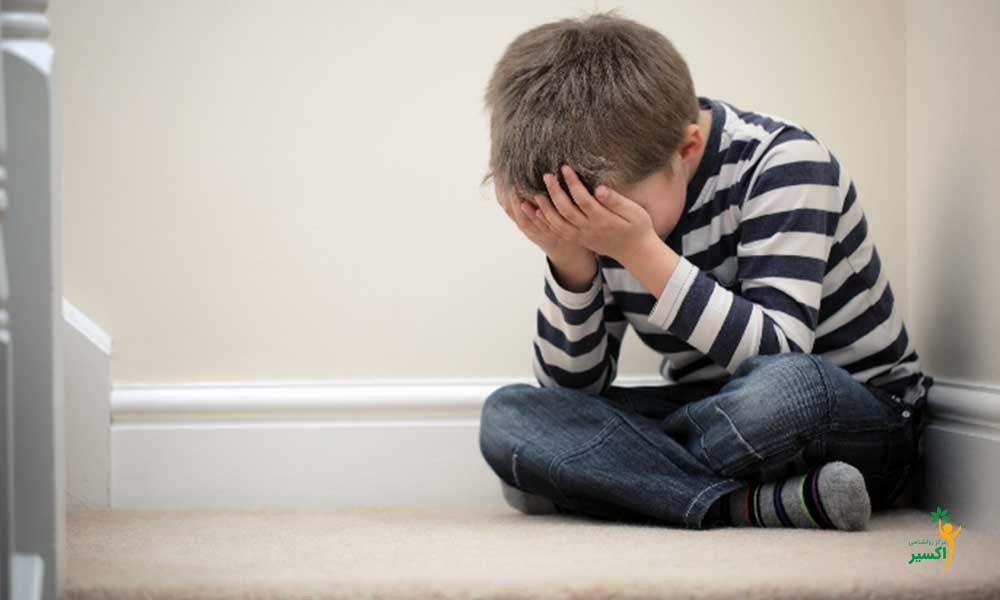 ضربه روحی در کودکی علت مصرف مواد در بزرگسالی