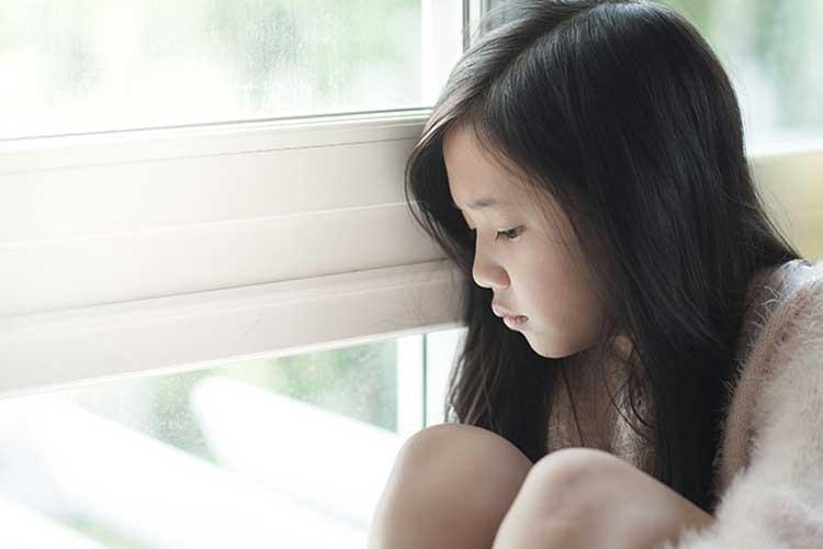 علت افسردگی در کودکان