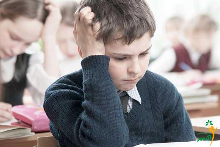 بررسی انواع اختلال یادگیری در کودکان