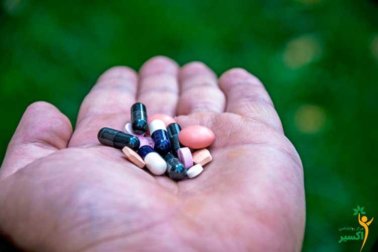 تنوع داروی ضد اضطراب