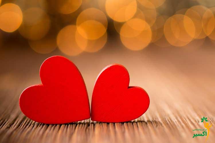 انواع مختلف عشق در افراد