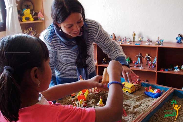 اهمیت بازی با کودکان مبتلا به اوتیسم