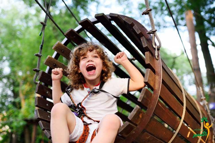 تاثیر بازی برای کودکان بیش فعال