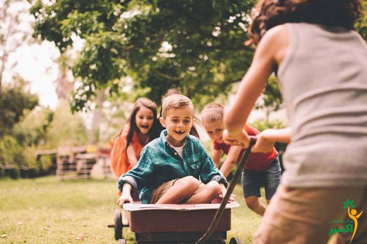 انواع بازی های مناسب برای کودکان
