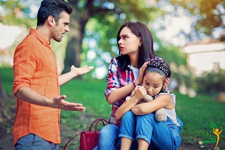 تاثیرات بد رفتاری های والدین