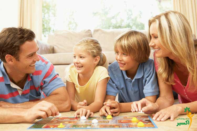 ارتباط موفقیت آمیز با کودکان
