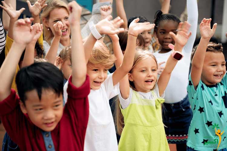 بهره ی هوش هیجانی در کودکان