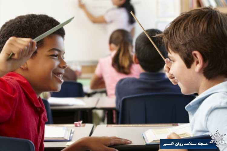 تکانشگری و بیش فعالی در کودکان