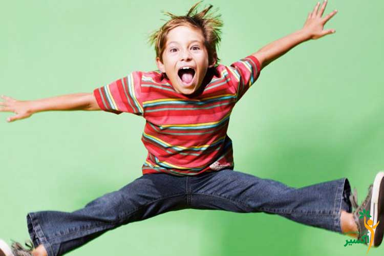 بیش فعالی کودکان چیست؟
