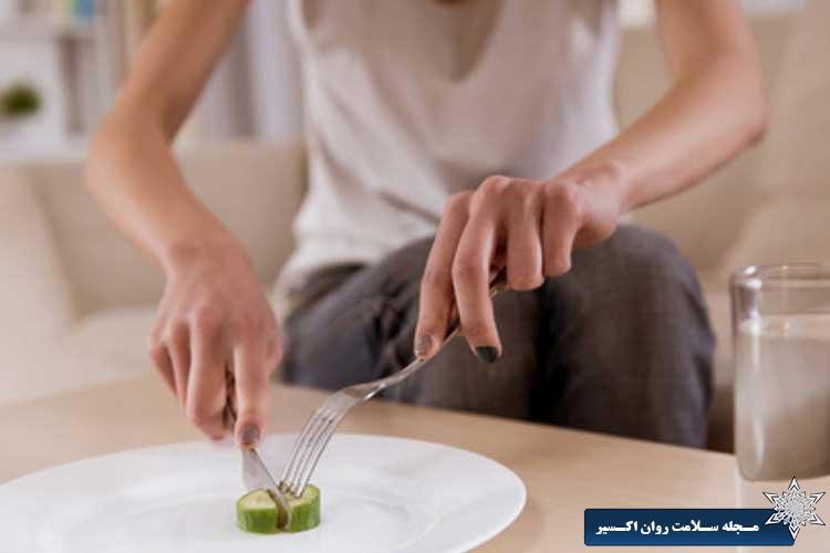 اختلال بی اشتهایی عصبی در نوجوانان