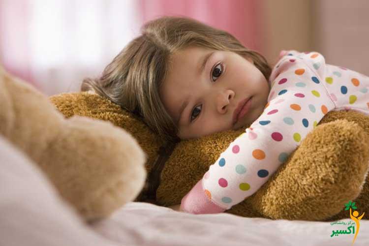 بیخوابی کودکان و مدیریت آن