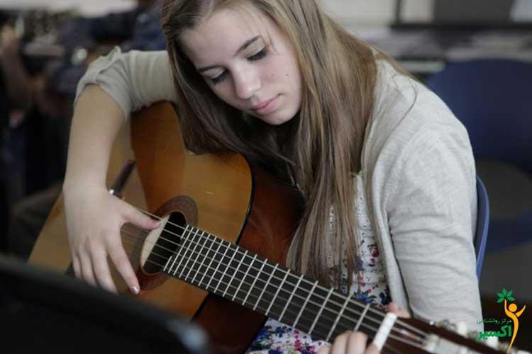 تاثیرات آموزش موسیقی بر مغز