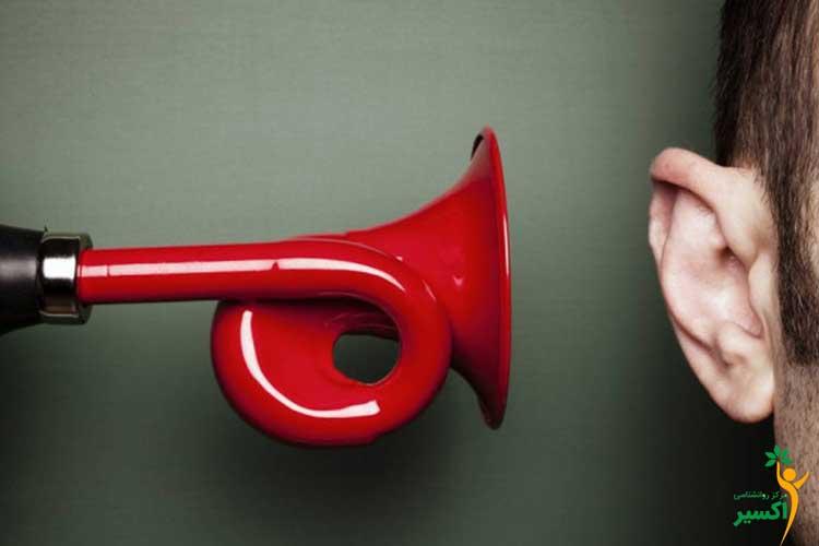 سلامت و آودگی صوتی
