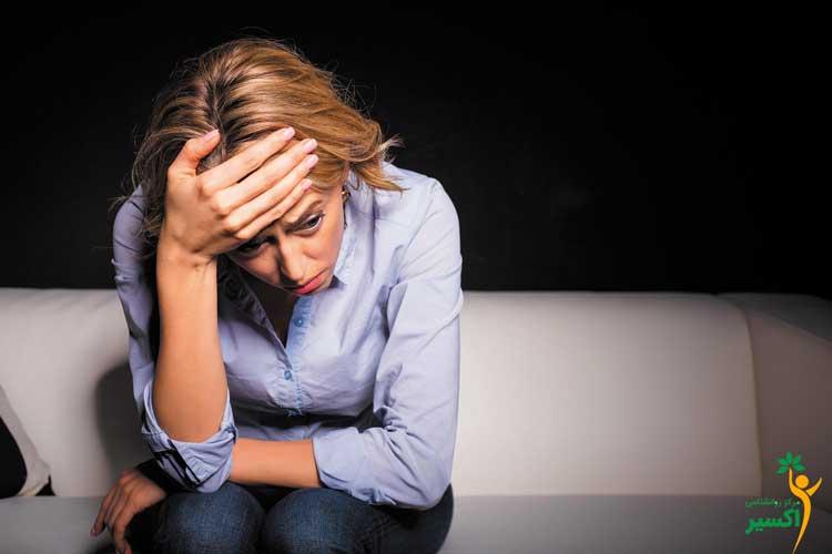 تاثیر اضطراب فراگیر بر افراد